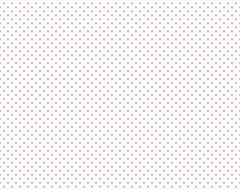 Swiss Dots - C660-70 hot Pink