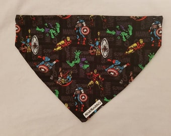 Avengers - Pet Dog Bandana