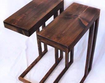 Modern Minimal End Tables