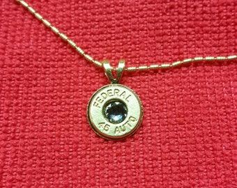 45 ACP Necklace