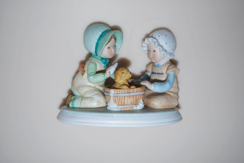 Holly hobbie caring figurine precious moments zoom reviewsmspy