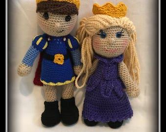 Prince Triston & Princess Rose
