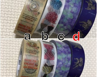 MT Masking Tapes from Gachapon