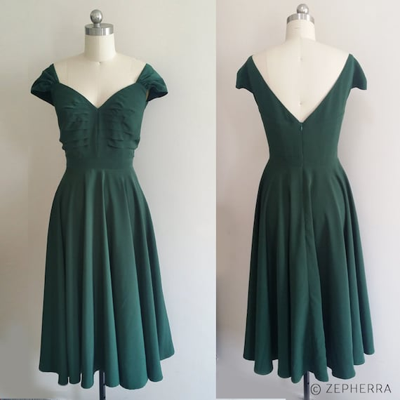 Film-Kleid / Emma Stone inspiriert / Cocktail dress / Kleid