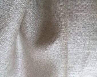 LINEN VOILE Sable width 160cm