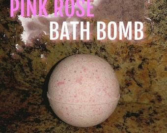 Rose Bath Bomb Bath Fizzy
