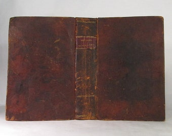 """1810 - 'Universal Biography; containing A Copius Account...""""  (full title below) - by J Lempriere - VOL. 1 only (of 2 volumes)  covers A-G"""