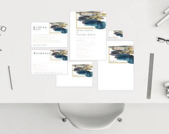 Wedding Package // Geo