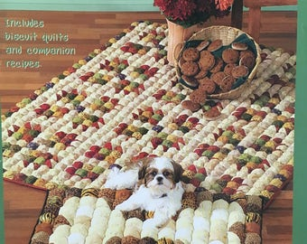 Homemade Biscuits - Four Corners Designs - Includes biscuits quilts and companion recipes