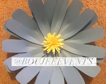 Large Paper Flower #1 - made to order