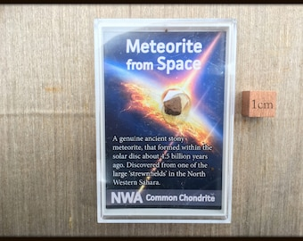 Meteorite in a Story Box [RS6003]