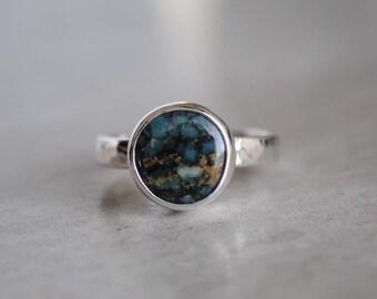 SIZE 8, Sterling Silver 7 Dwarfs Ring, 7 Dwarfs Jewelry