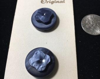 Vintage Vouge Buttons