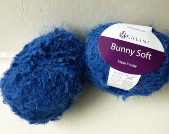 Yarn Sale  - True Blue Bunny Soft by Berlini