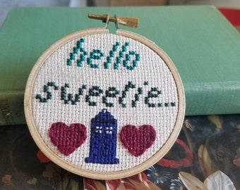 """Hello, Sweetie... 