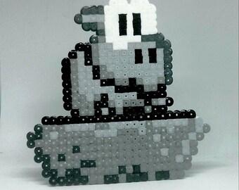 Super Mario World Statues - 8 Bead Sprite Designs