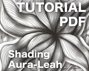 3D Zentangle: Shading Aura-Leah PDF Ebook
