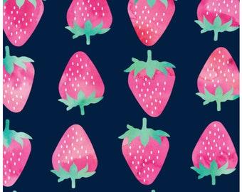 Strawberry Fields- Tie Bandana