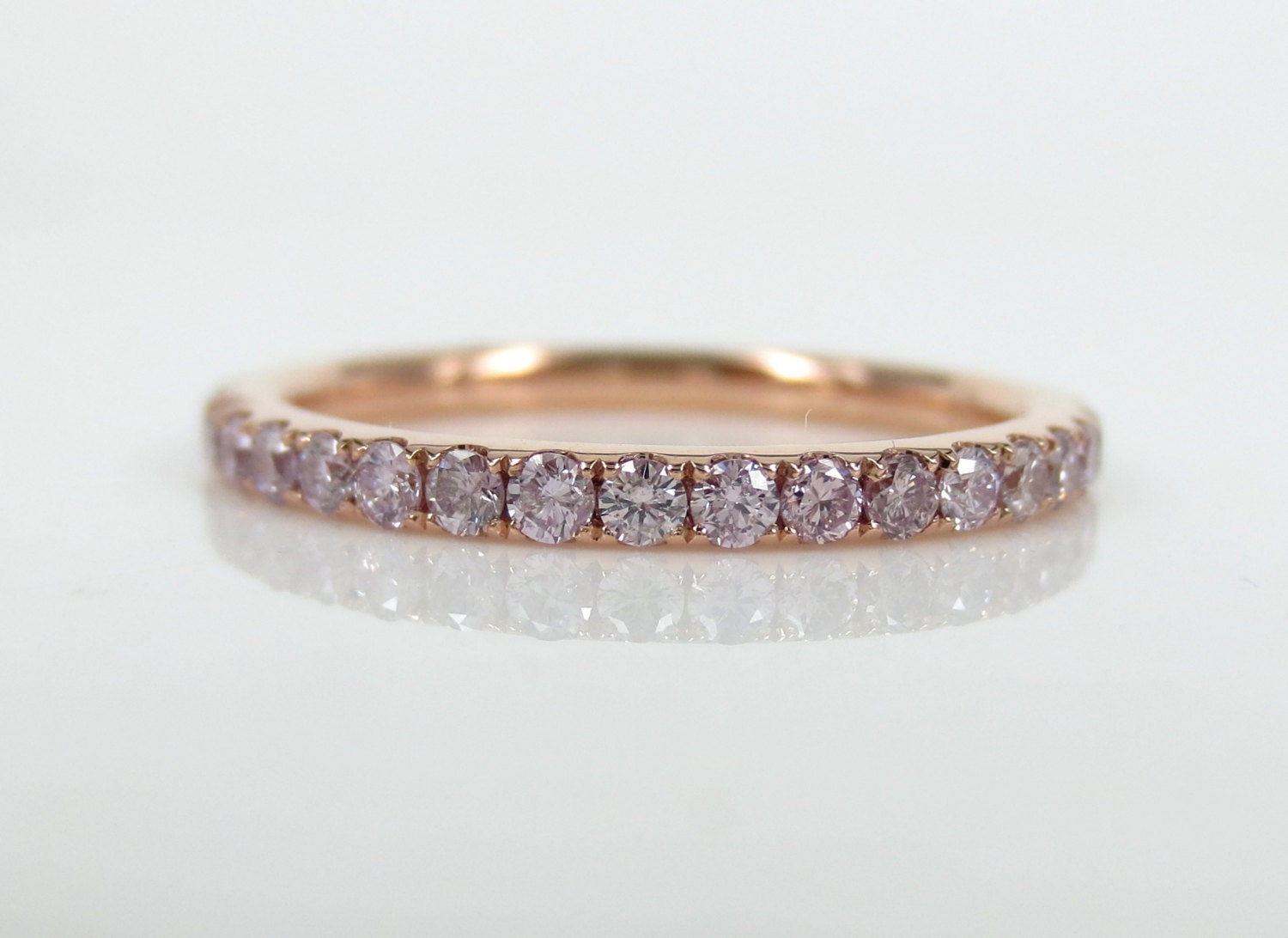 goldsmiths french e diamond eric bands eternity trabert pave etern dia band