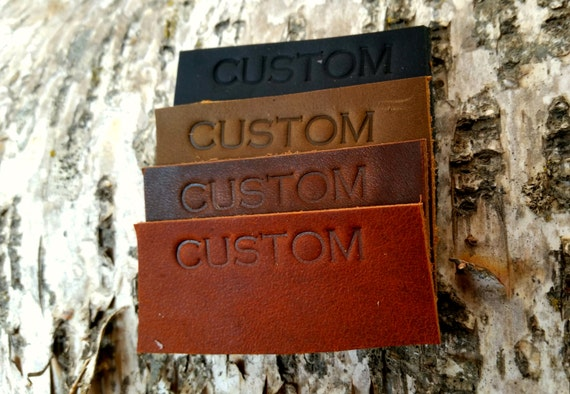 Custom Branding Initials, short message, quote, made in alaska
