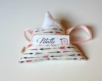 Mountain Tooth Fairy Pillow, Room Decor, Decorative Pillow, tooth pillow, modern tooth pillow, Stuffed Toy, tooth pillow, tooth fairy pillow