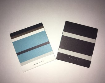 Set of 20 Matchbook Note Pads