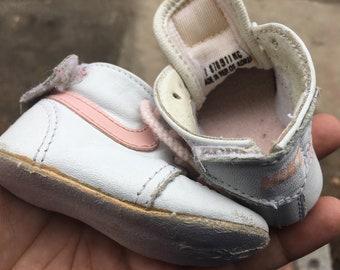 Vintage 1987 Newborn Nike Sneakers