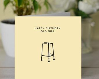 Happy Birthday Old Girl