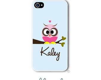 Owl Phone Case iPhone 6 Case Monogram iPhone 6s Case Samsung Galaxy S5 S6 Case iPhone 5 Case iPhone 6 Plus Case iPhone 5c Case Style 257