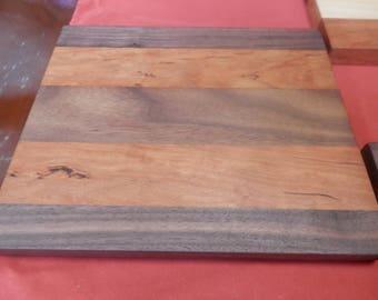 Cheese Cutting Board - Edge Grain - 9 x 7 inches