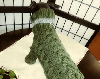 Smoll Dog sweater, dog coat, dog clothes, dog jacket, sweater para perro
