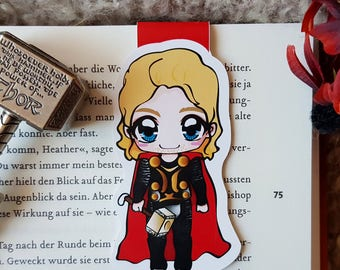 """Magnetic Bookmark """"Thor""""-inspired by Thor-the Dark Kingdom"""