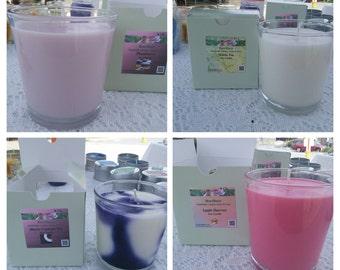 Customizable 9 oz. Tumbler Jar Soy Candle