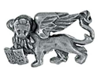 St. Mark's Lion Lapel Pin - CC508