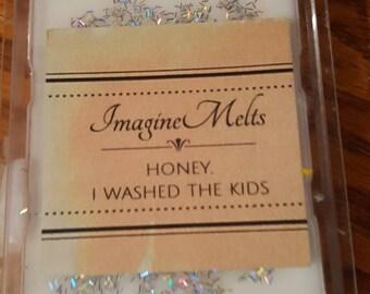 Honey i washed the kids