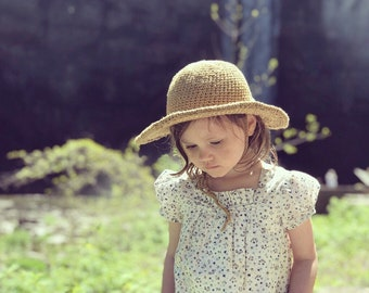 Sun Hats for Kids, Baby Beach Hats, Lifetime Adjustable and All Seasonal Hat for kids and teens, Wide Brim Hat for Kids, Baby Hat, Kid style