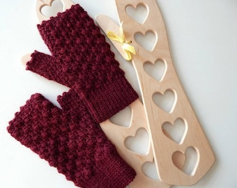 Mitten Blockers, Mittenblock, Mitten Stretchers, Mitten Forms, Wooden Mittens Blockers, Mitt Blocks, Hand Knit Mitten, Knit Gloves