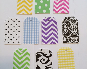 Paper Gift Tags Variety Pack