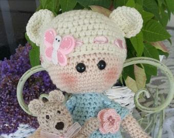 TeddyBear and Baby Bear by the name Rodney