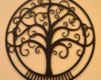 Tree of Life New Style Metal Wall Art