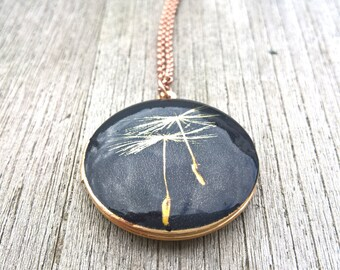 Locket,brass locket,locket necklace,kandinsky,unique handmade locket,gold locket,gift for her,vintage necklace,gift,abstract,patterns,