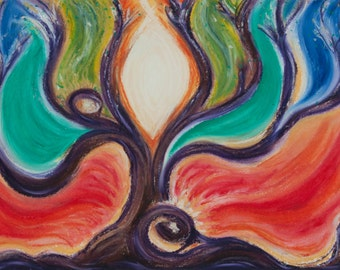 My Tree (Maitri)  art print