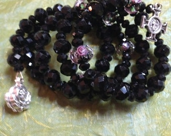 Catholic Wrap Rosary Bracelet