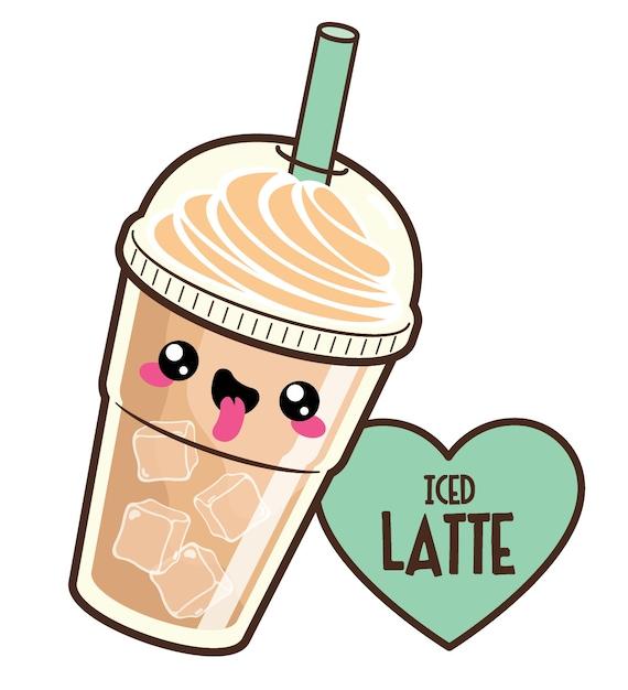 30 off coffee clipart kawaii coffee clipart cute coffee clipart rh etsystudio com kawaii clipart free kawaii clipart free