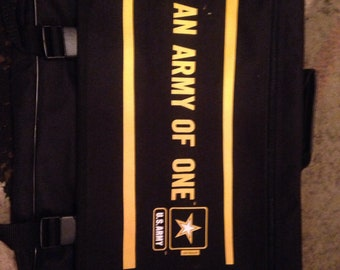 Army laptop bag