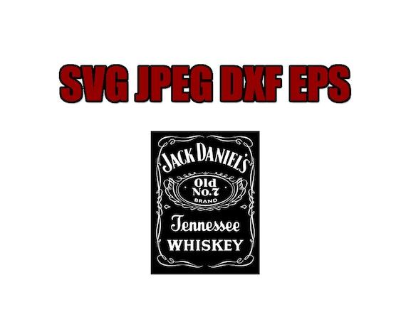 jack daniels svg file vector design in svg eps dxf and rh etsy com jack daniels vector logo free jack daniels vector images