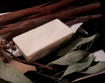 Seaweed and Eucalyptus Soap