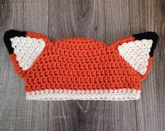 Little Fox Beanie