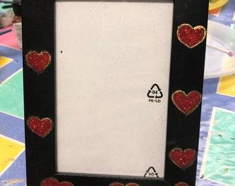 Romantic frame