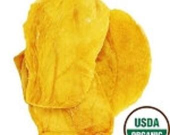 Dried Mango (Unsweetened) - Certified Organic